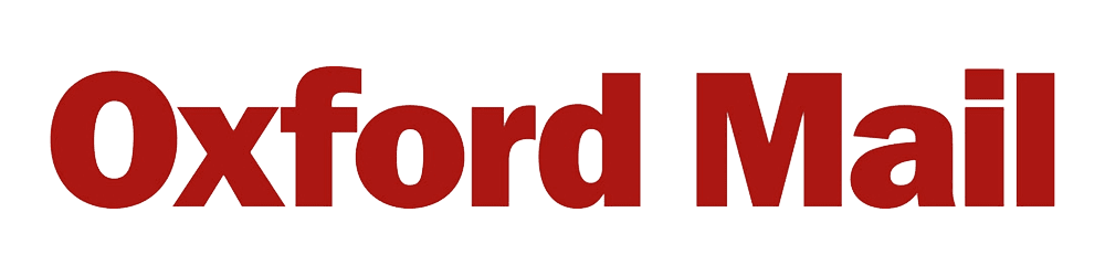 Oxford Mail newspaper logo, red text
